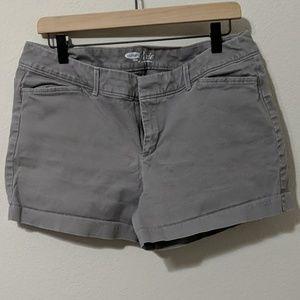 Pixie Grey Shorts